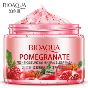 BIOAQUA-Red-Pomegranate-Fruit-Sleeping-Mask-Skin-Care